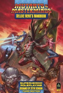 Deluxe Hero's Handbook for Mutants & Masterminds