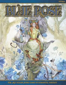 Blue Rose Bundle of Holding