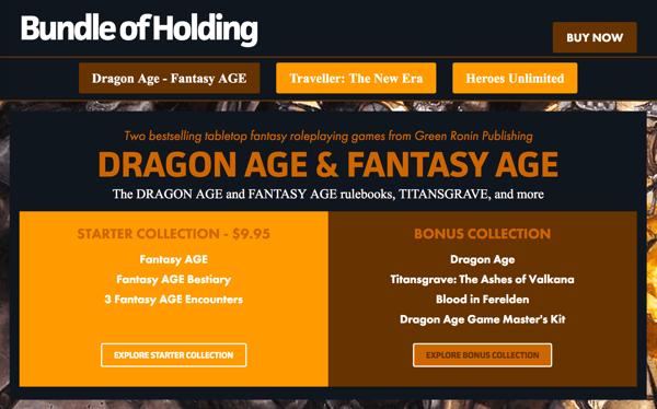 Age Bundle of Holding