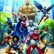Mutants & Masterminds Basic Hero's Handbook cover