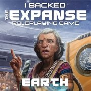 Earth: I backed The Expanse RPG on Kickstarter