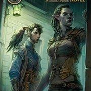 Shadowtide: A Blue Rose Novel cover image, by Magdalena Pągowska