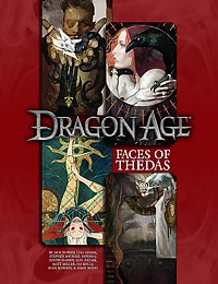 Dragon Age RPG: Faces of Thedas (Pre-Order)