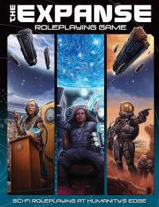 The Expanse Roleplaying Game Preorder