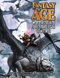 Fantasy AGE Campaign Builder's Guide: Pre-Order and PDF