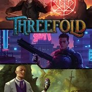 Now Pre-Ordering! Threefold: The first all-new setting for the Modern AGE RPG