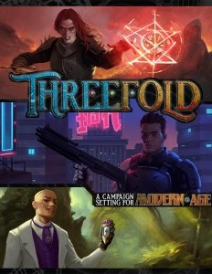 Threefold A Campaign Setting for Modern AGE