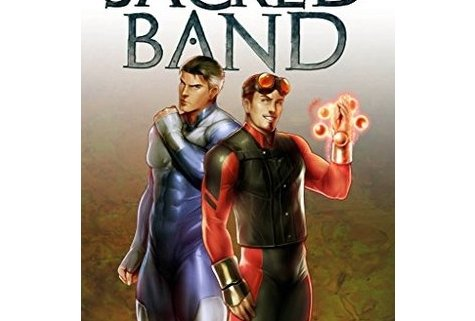 Sacred Band Lethe Press Edition Cover