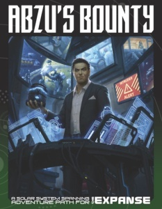 Abzu's Bounty: An adventure path for The Expanse RPG