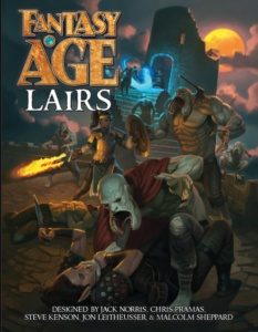 Fantasy AGE Lairs: Now Pre-Ordering!