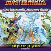 Astonishing Adventures: The Isle of Dr. Sersei