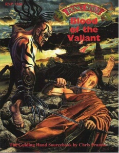 Blood of the Valiant: The Guiding Hand Sourcebook for Feng Shui