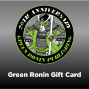 Why Not Buy Someone a Green Ronin Gift Card