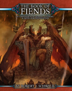 The Book of Fiends for 5th Edition