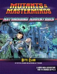 Astonishing Adventures: Bite Club