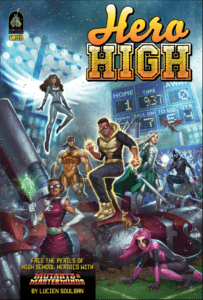 Hero High Revised Edition for Mutants & Masterminds