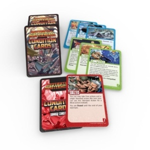 Mutants & Masterminds Condition Cards!