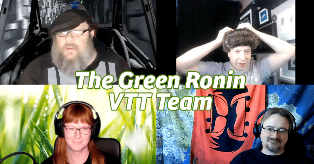 The VTT Team