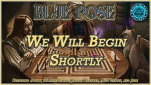 Blue Rose on Master the Game