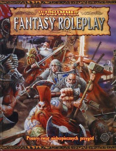 Warhammer Fantasy Roleplay, Second Edition