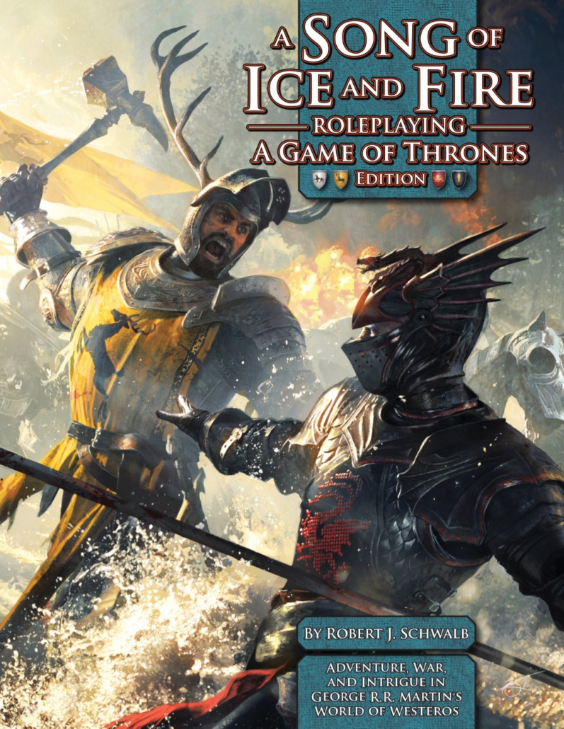 A Song of Ice and Fire (The Game of Thrones RPG)