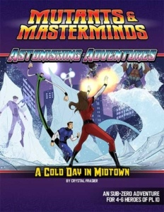Astonishing Adventures: A Cold Day in Midtown!