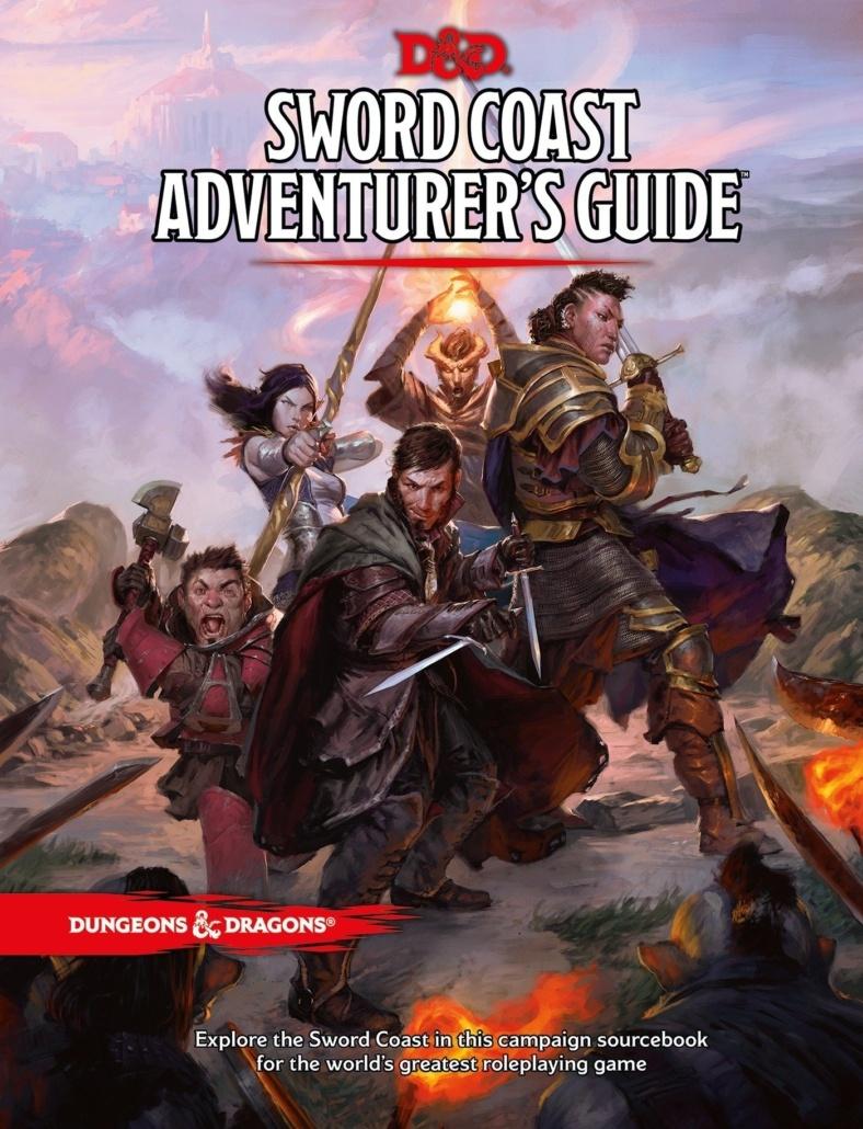 Dungeons & Dragons: The Sword Coast Adventurer