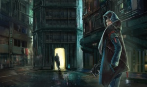Aethon has many agents who travel the Timelines