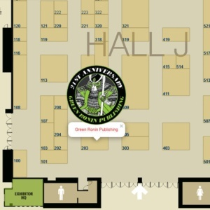 Come see Green Ronin at Gen Con Indy 2021 in booth 203!