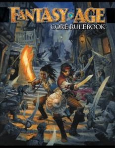 New Fantasy AGE Core Rulebook!
