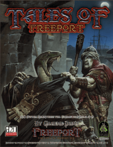 Tales of Freeport from the 3rd edition era